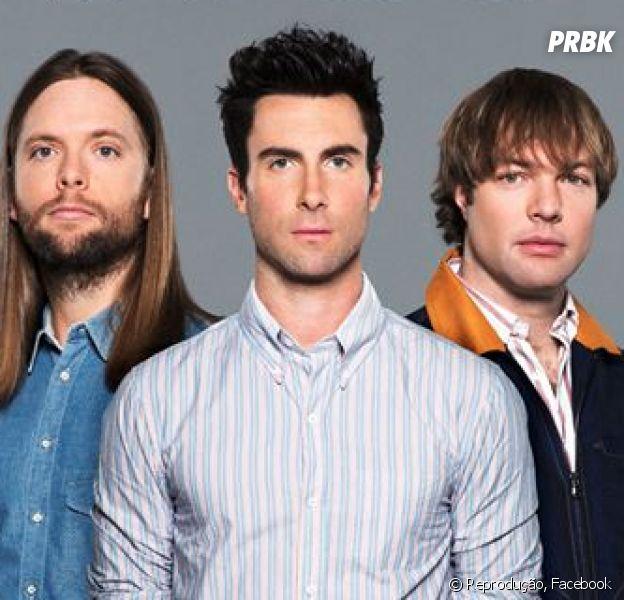 """Maroon 5 lança a música """"Maps"""""""