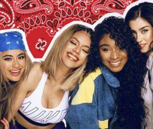 Fifth Harmony posa sem Camila Cabello