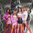Fifth Harmony arrasa em capa de revista