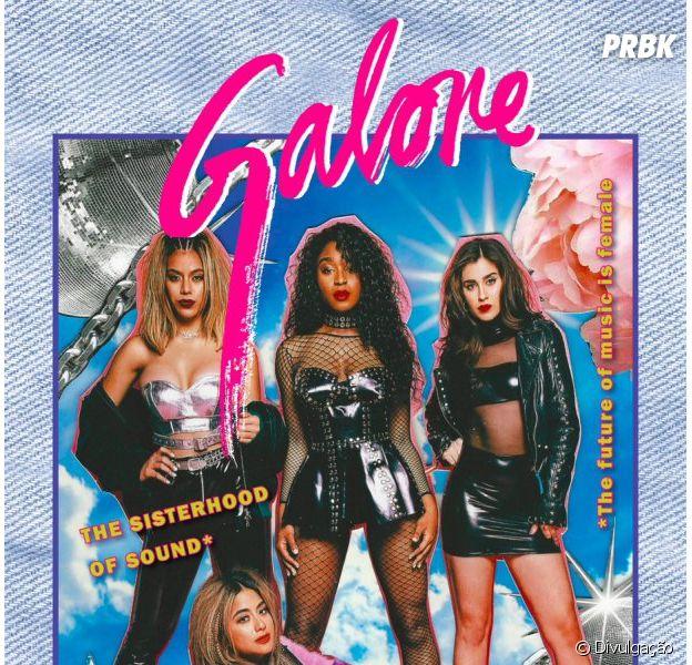 Fifth Harmony na capa da revista como quarteto pela 1ª vez