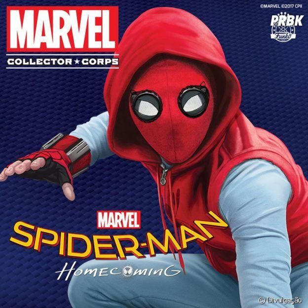 """""""Homem-Aranha: De Volta Ao Lar"""" é uma das grandes apostas da Marvel para 2017!"""