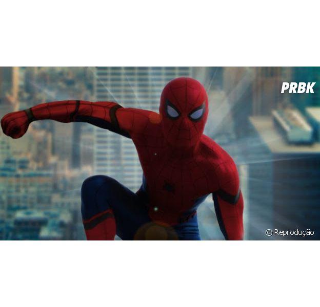 """De """"Homem-Aranha: De Volta ao Lar"""", confira novo uniforme caseiro do herói!"""