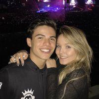 """Larissa Manoela e Thomaz Costa reataram namoro, segundo fonte: """"Querem discrição"""""""