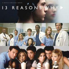 """Com """"13 Reasons Why"""", """"Grey's Anatomy"""", """"Friends"""" e mais: 10 séries que já fizeram a gente chorar!"""