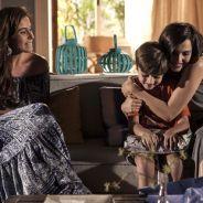 """Na novela """"Em Família"""": Clara vai morar com Marina e quer levar filho junto"""