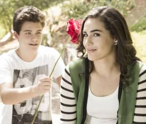 """Artur (Gabriel Kaufmann) e Júlia (Lívian Aragão) também fazem sucesso em """"Malhação"""""""