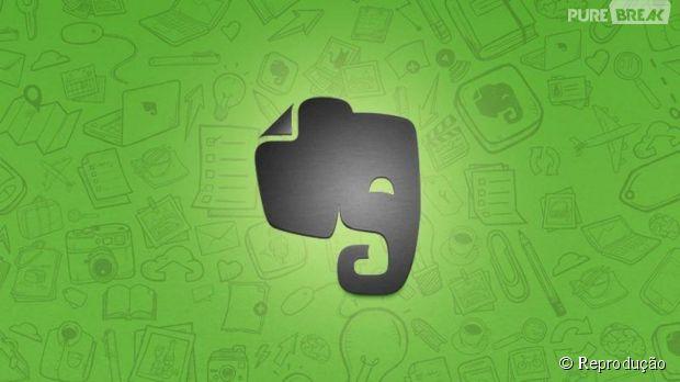 """""""Evernote"""" é o app da semana. Ele ajuda você a organizar meu sua rotina e trabalho"""