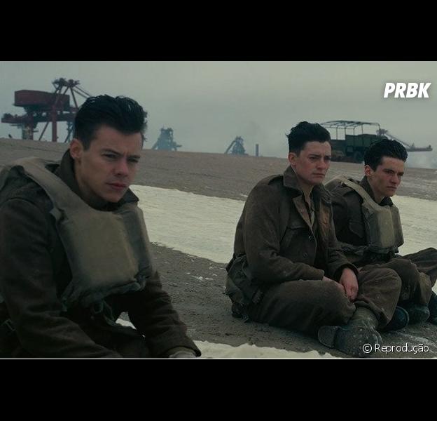 """Harry Styles aparece em mais um trailer de """"Dunkirk""""!"""