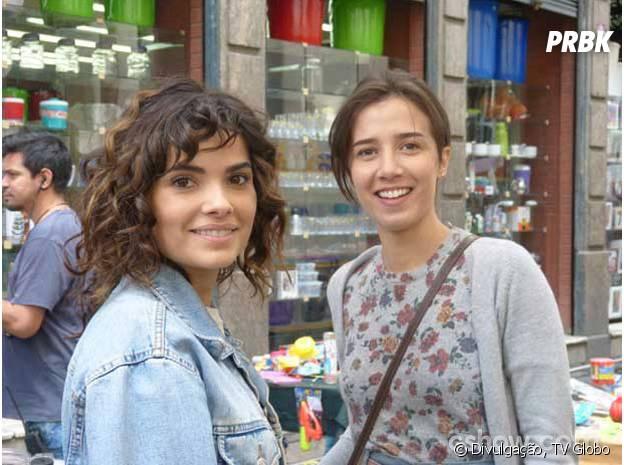 """Em """"Império"""", Vanessa Giácomo e Marjorie Estiano serão irmãs!"""