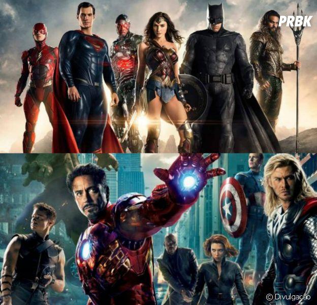 """""""Liga da Justiça"""" não será tão bom quanto """"Os Vingadores 3""""? Entenda"""