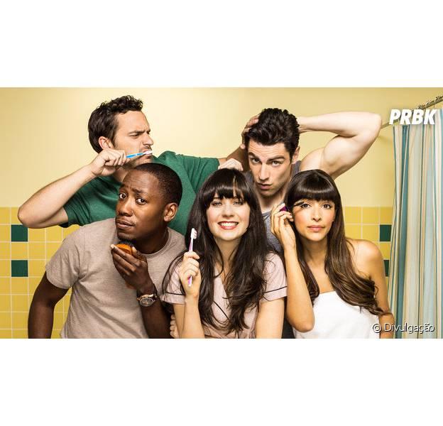 """Série """"New Girl"""" é renovada para 7ª e última temporada, com apenas oito episódios"""