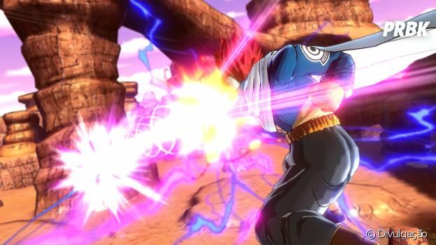 """""""Dragon Ball Xenoverse"""" mostra um personagem novo que usa uma habilidade que apenas Piccolo e Cell sabiam usar"""