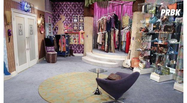 O closet mais cobiçado do Disney Channel!
