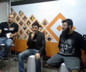 Durante o youPIX Rio, Felipe Neto e Cauê Moura dão dicas para quem quer fazer sucesso no UouTube