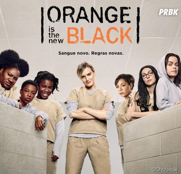 """5ª temporada de """"Orange Is The New Black"""" estreia e fica entre os assuntos mais comentados do Twitter!"""