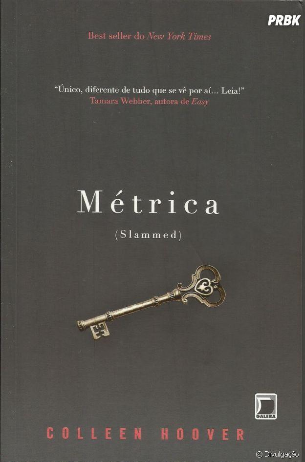 """""""Métrica"""" é o primeiro livro da trilogia de Colleen Hoover"""