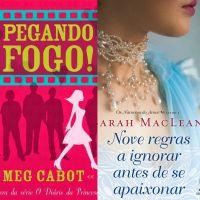 Dica literária: 6 livros perfeitos para ler se você é uma romântica nata