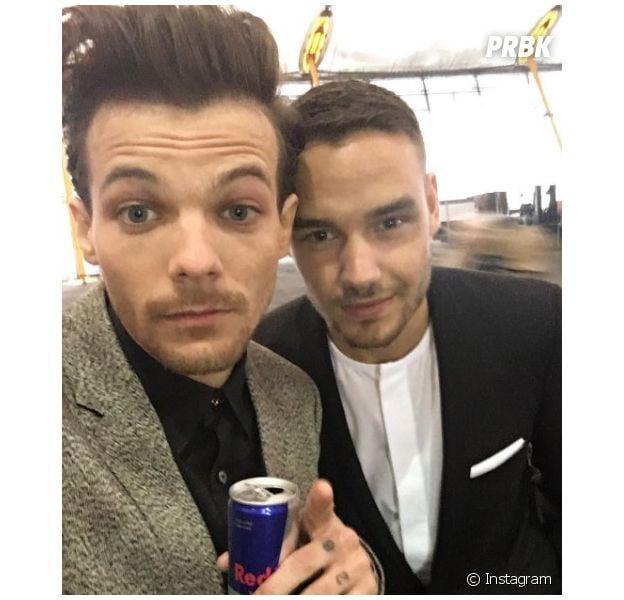 Da banda One Direction: Liam Payne e Louis Tomlinson participam de música beneficente!