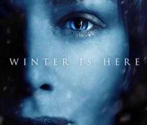 """De """"Game of Thrones"""", cartazes da 7ª temporada são divulgados"""