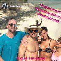 Bruna Marquezine, após terminar com Neymar, mostra boa forma no Instagram e deixa fãs babando!