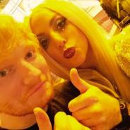 "Lady Gaga defende Ed Sheeran após ataques de fãs: ""Merece todo o nosso amor"""