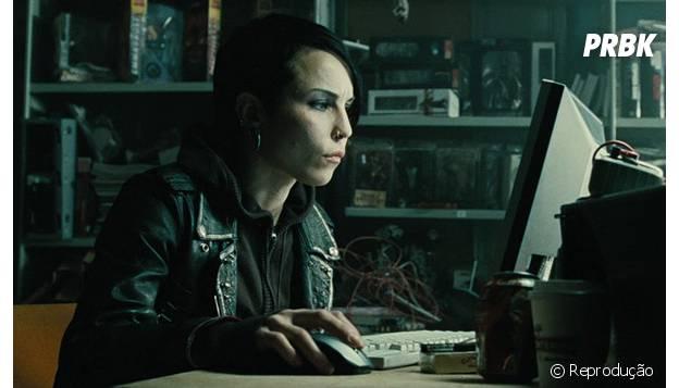 """Lisbeth é a personagem hacker da """"Trilogia Millenium"""""""