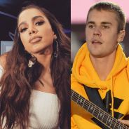 Justin Bieber segue Anitta no Twitter e fãs especulam possível parceria entre os cantores