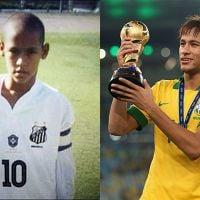Veja Neymar, Messi e os principais jogadores da Copa 2014 quando eram crianças