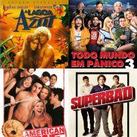 10 filmes que todo mundo viu na infância, mas que não são para crianças!