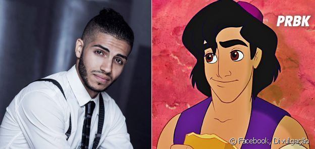 Mena Massoud viverá o Aladdin na live-action