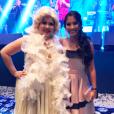 Marilia Mendonça comemora 22 anos com Thaynara OG