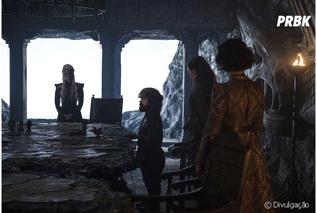 """Em """"Game of Thrones"""": Daenerys (Emilia Clarke) aparece em cena com os seus possíveis novos aliados!"""