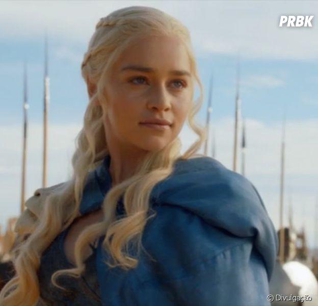"""Em """"Game of Thrones"""": Daenerys (Emilia Clarke) pode estar prestes a conseguir mais aliados!"""