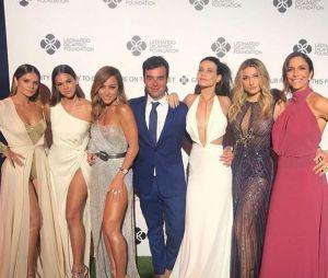Bruna Marquezine e Sasha Meneghel curtem evento beneficente de Leonardo DiCaprio com mais famosos!