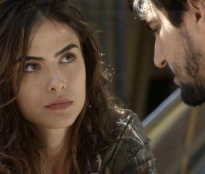 """Em """"Os Dias Eram Assim"""": Rimena (Maria Casadevall) se separa de Renato (Renato Goés)"""
