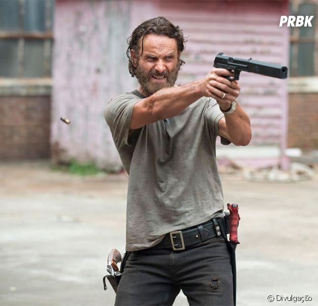 """8ª temporada de """"The Walking Dead"""" terá mais ação do que a anterior!"""