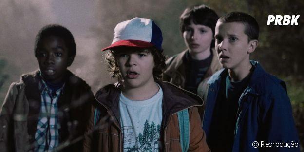 """""""Stranger Things"""" volta dia 27 de outubro"""