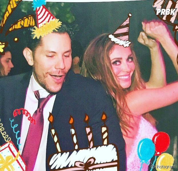 Anahi deseja feliz aniversário para Christian Chávez, seu antigo parceiro de RBD!