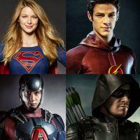 """Séries """"Supergirl"""", """"The Flash"""", """"Arrow"""" e """"Legends Of Tomorrow"""" tem novo crossover confirmado"""