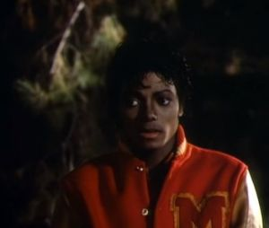 "Michael Jackson – ""Thriller"""