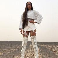 """Anitta publica vídeo misterioso dançando e avisa fãs: """"Está chegando"""""""