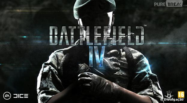 """O jogo """"Battlefield 4"""" será lançado no próximo dia 29 de outubro e pode ganhar versão mobile"""