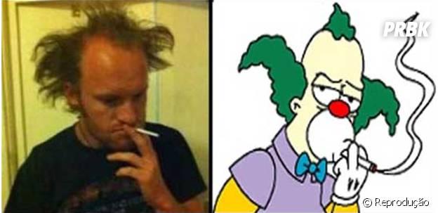 Palhaço Krusty da vida real