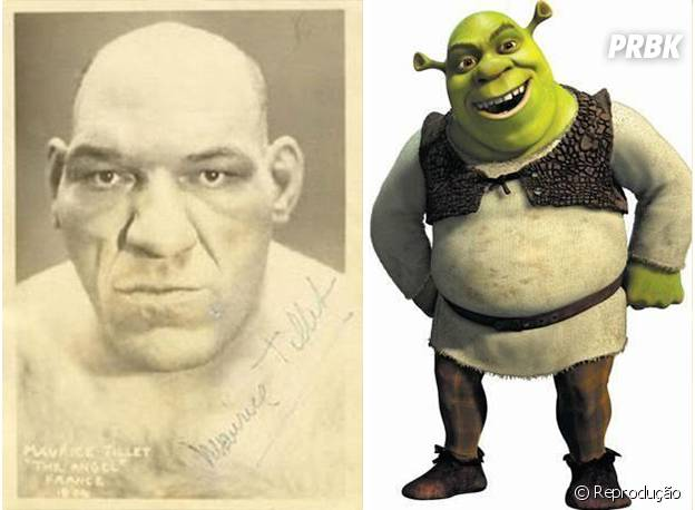 Shrek da vida real