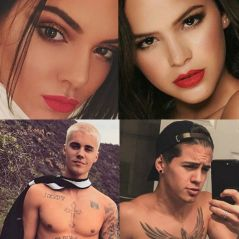 Bruna Marquezine e Kendall Jenner e mais celebridades que se parecem muito!
