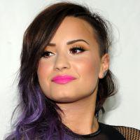 Demi Lovato grava parceria inédita com cantor misterioso
