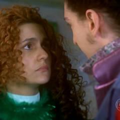"""Em """"Meu Pedacinho de Chão"""": Nando pede novamente Gina em namoro"""