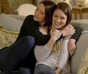 """Em """"Supergirl"""": relação das irmãs Kara (Melissa Benoist) e Alex (Chyler Leigh) fica ainda mais próxima!"""