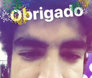 """De """"Novo Mundo"""", Caio Castro se emociona após assistir cena da Independência e agradece em seu Instagram"""