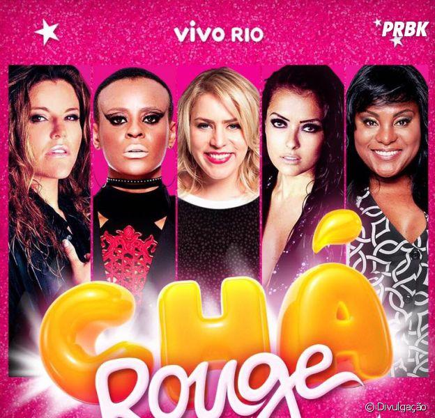 Rouge confirma retorno com show no Rio de Janeiro para comemorar os 15 anos de banda!